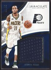 2016-17 Immaculate Collection Standout Materials #MNE Monta Ellis Jersey 93/99