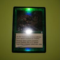 "FOIL Thallid x1 Time Spiral ""Timeshifted"" 1x Magic the Gathering MTG"