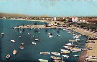 FREJUS-PLAGE 39-29 port de saint-raphaël plage promenade bateaux barques écrite