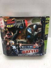 Air Hogs Radio Control Vectron Wave Battle Interactive Laser Game - Blue