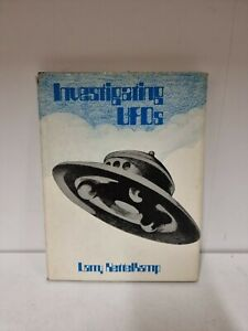 INVESTIGATING UFOs by Larry Kettelkamp - Unidentified Flying Objects (C3)