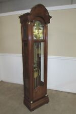RIDGEWAY GRANDFATHER CLOCK, SLENDER CASE