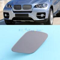 Primed  RH Washer Nozzle Cover Cap 51657052428 For BMW X5 X6 E70 E71 08-14