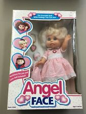 Angel Face Poseable Doll By Berenguer