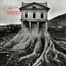 Bon Jovi This House Is Not for Deluxe Edition 17-track CD Album 2016