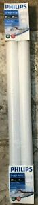 Philips 20Watt 2' Linear T12 Fluorescent Tube Light Bulb 4 Bulbs Daylight Deluxe