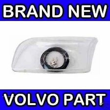 Volvo C70 (03-05) Clear Headlight / Headlamp Glass (Left)