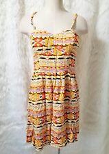 Love Reign Girls P21 Juniors Size Medium Aztec print Summer Sun Dress
