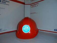 Vtg Arkon Safety Cap/Helmet Size 52 Jrk Enterprises Alexandria Pennsylvania