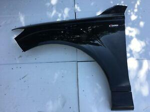 AUDI Q7 FRONT LEFT SIDE FENDER BLACK BLACK OEM 4L0821105