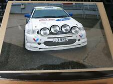 FORD ESCORT RS COSWORTH WRC JUHA KANKKUNEN 1997 1998 - 11 PRESS MEDIA PHOTOGRAPH