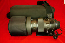 EUC Sigma 150-600mm f/5-6.3 DG OS HSM Sports Lens for Canon EF