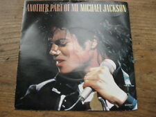 "EX  MICHAEL JACKSON - Another part of me / instrumental - 7"" single"