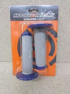 MOOSE ORANGE MX GRIPS KTM 65SX 85SX 105 125 250 450SX XCW XCF SXF XCFW SX ALL