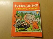 STRIP / SUSKE EN WISKE 110: DE ZINGENDE ZWAMMEN | 1ste druk