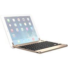 "BRYDGE 9.7"" Bluetooth Keyboard For iPad 6th & 5th Gen, Air 1 & 2 , Pro 9.7 Gold"