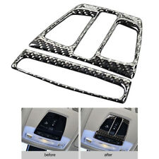 Dome Reading Light Carbon Fiber Trim Sticke for BMW F20 F30 F34 F32 X1 X5 F15 X6