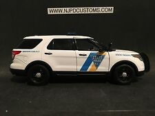 New Jersey State Police 1:24 Scale Ford Interceptor SUV
