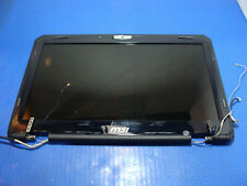 "MSI Dominator Pro GT60-ONE MS-16F3 15.6"" Glossy FHD LCD Screen Complete Assembly"