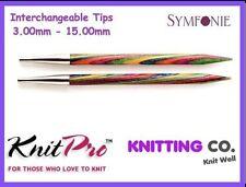 KnitPro SYMFONIE Interchangeable circular needles, 3-15 mm
