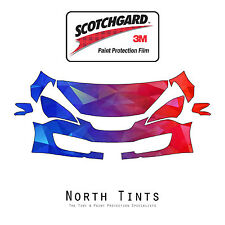 3M Scotchgard Paint Protection Clear Bra Kit for Hyundai Genesis Coupe 2010-2012