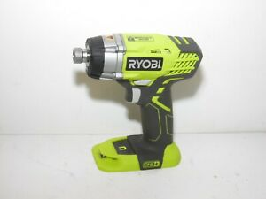 Ryobi One+ RID1801 18V Cordless Impact Driver Bare fully working excellent cond