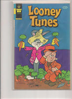 Looney Tunes #33 First Printing 1980 Whitman Comic Book