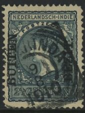 NETHERLANDS INDIES, USED, #63-79, (1) SHOWN, GREAT CENTERING