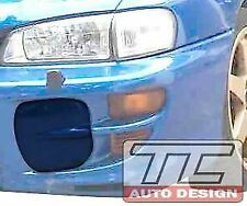 Subaru Impreza GC8 GF8 STI - front bumper fog lamps cover - 2 pcs