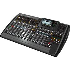 Behringer X32 Digital Mixer Mixing Desk With Wheeled Flightcase