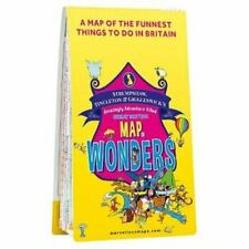 ST&G's Amazingly Adventure-Filled Great British Map of Wonders 9781913447038