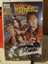 Back To The Future Comic Issues #1-12 Idw Comics