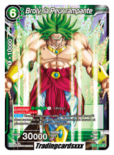 ♦Dragon Ball Super♦ Broly, la Peur rampante : BT1-073 SR -VF-