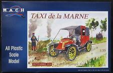 1/35 Mach 2 TAXI DE LA MARNE French 1914 Renault Paris Taxi