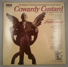 Cowardly Custard Original Cast Recording/Noel Coward RCA 2LP LSO-6010 Sealed NEW