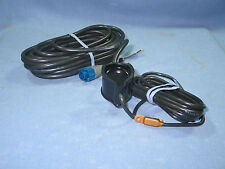 LOWRANCE PDRT-WBL 106-90 same as 106-89 POD TRANSDUCER W/ TEMP HDS