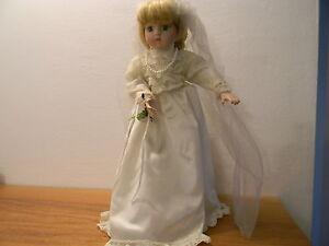 Bambola sposa Heritage Mint 1988,1989 porcellana  40 cm. doll
