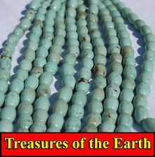 40mm Strand of Turquoise Beads for jewellery making. 5