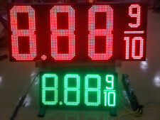 """Led Gas Price Sign-Ul Listed-30"""" Red/18""""Green"""