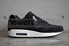 Nike Womens Air Max 1 VT Vac Tech QS - Black/Sail-White