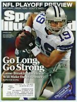 SI: Sports Illustrated January 11, 2010 Go Long, Go Strong: Miles Austin Cowboys