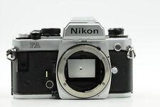 Nikon FA SLR Film Camera Body Chrome #431