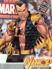 Classic Marvel Figurine Collection SUB MARINER ISSUE 36 VERY RARE EAGLEMOSS SALE