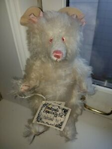 """9"""" LIMITED EDITION HANDMADE RAT BY PENNY NOBLE """"LACEY"""" 2/50"""