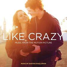 DUSTIN O'HALLORAN - LIKE CRAZY/OST  CD NEU
