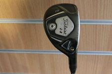 Titleist Steel Shaft Hybrid Golf Clubs