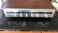 Vintage Eref Amplifier Tuner 1972 Hifi Separates Audiophile Denmark