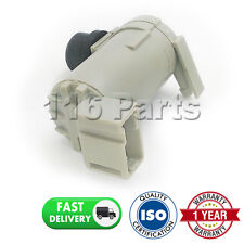 FOR NISSAN X-TRAIL (2001-2003) FRONT SINGLE OUTLET WINDSCREEN WASHER PUMP