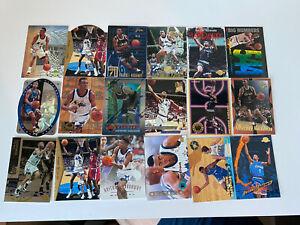 Anfernee Hardaway 1993-94 Rookie Card 49 card Lot of various rookies !