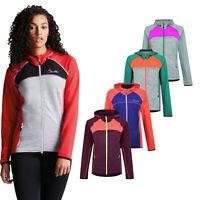 Dare2b Women's Courtesy II Full Zip Hoodie Hooded Gym Softshell Jacket RRP £50